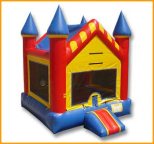Primary Colors Pointed Roof Castle Jumper
