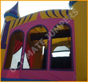 Princess Castle Bouncer
