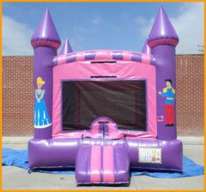 Princess Castle Jumper