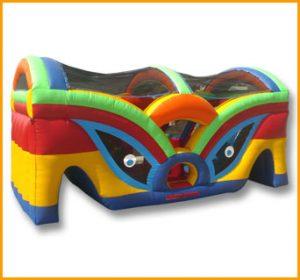 Slide-O-Rama Basketball Slide