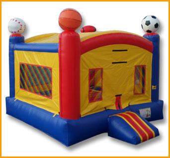 Sports Arena Jumper