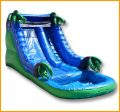 The Storm Inflatable Water Slide