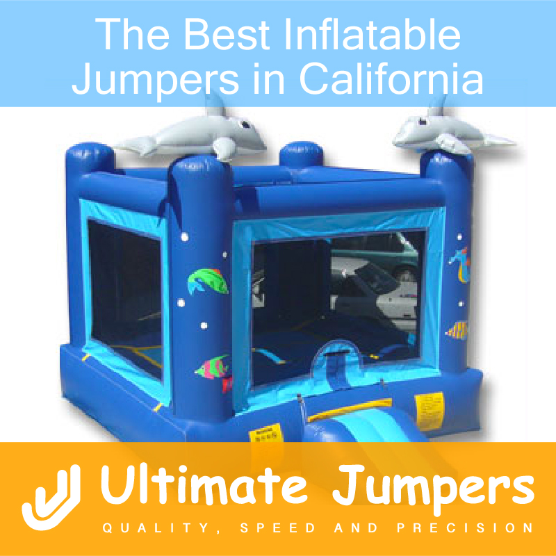 The Best Inflatable Jumpers in California