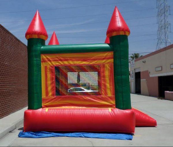 Tiki Castle Inflatable Module