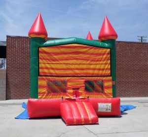 Tiki Castle Inflatable Module