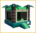 Tropical Forest Inflatable Jumper