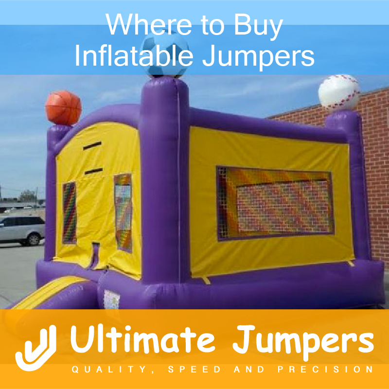Where to Buy Inflatable Jumpers