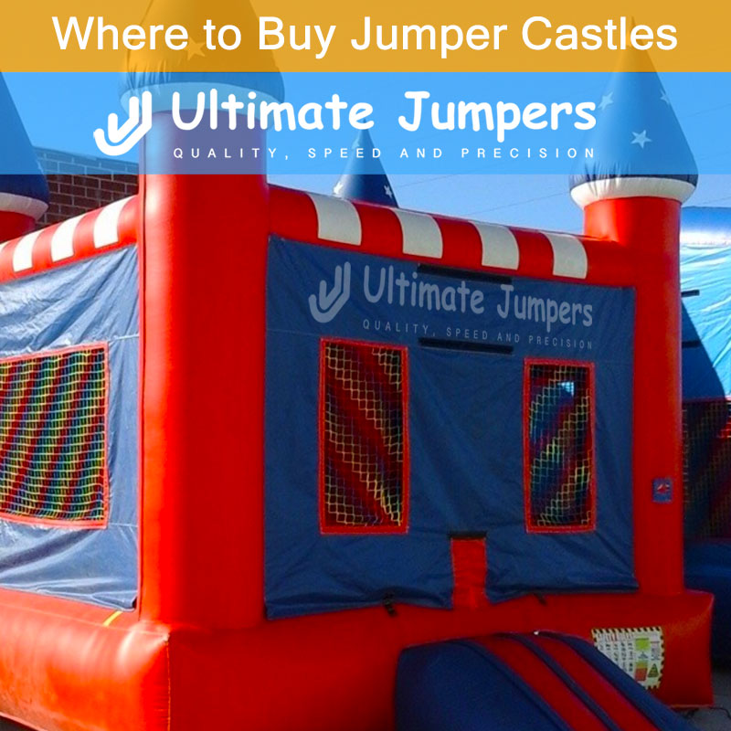 Where to Buy Jumper Castles