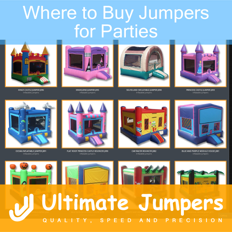 Where to Buy Jumpers for Parties