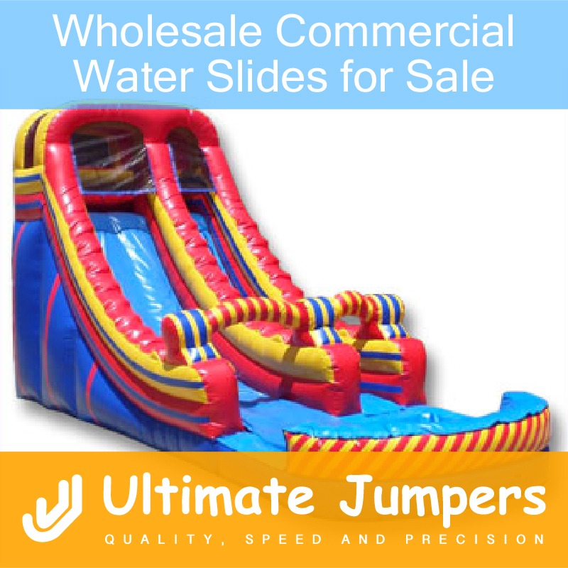 Wholesale Commercial Water Slides for Sale